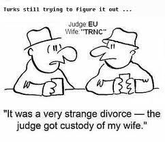 """It Was a Very Strange Divorce - The Judge Got Custody of My Wife"""