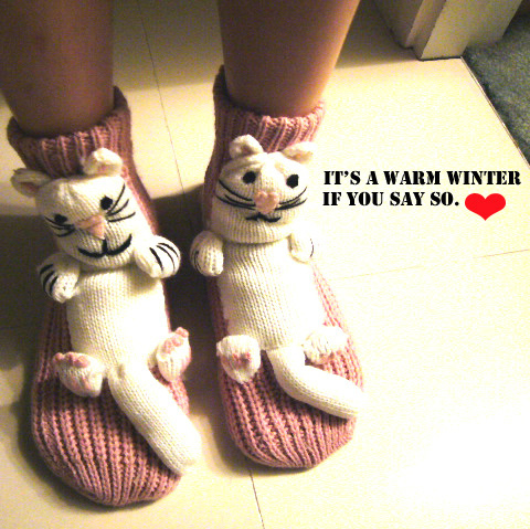 It's A Warm Winter If You Say So
