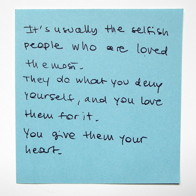 Quotes About Selfish People. QuotesGram