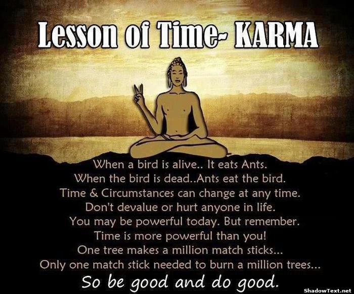 Lesson Of Time