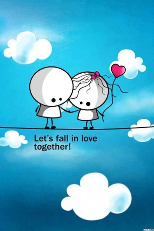 Let's Fall In Love Together!