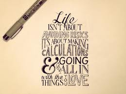 Life Isn't About