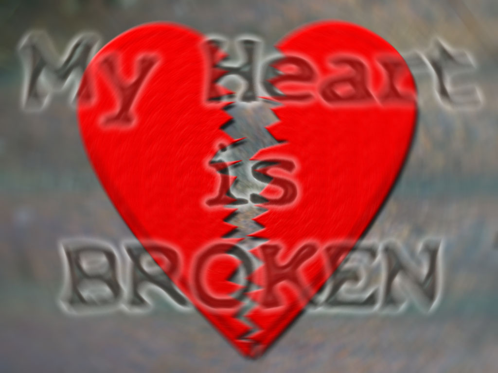 my broken heart Broken heart you are not alone ★ learn the 15-scientific steps to help get over your broken heart ★ understand the psychological techniques to help you overcome.