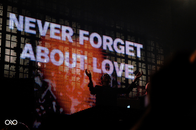 Never Forget About Love