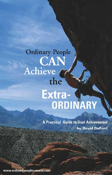 Ordinary People Can Achieve The Extra Ordinary
