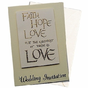 Prepare The Wedding Invitation Quote