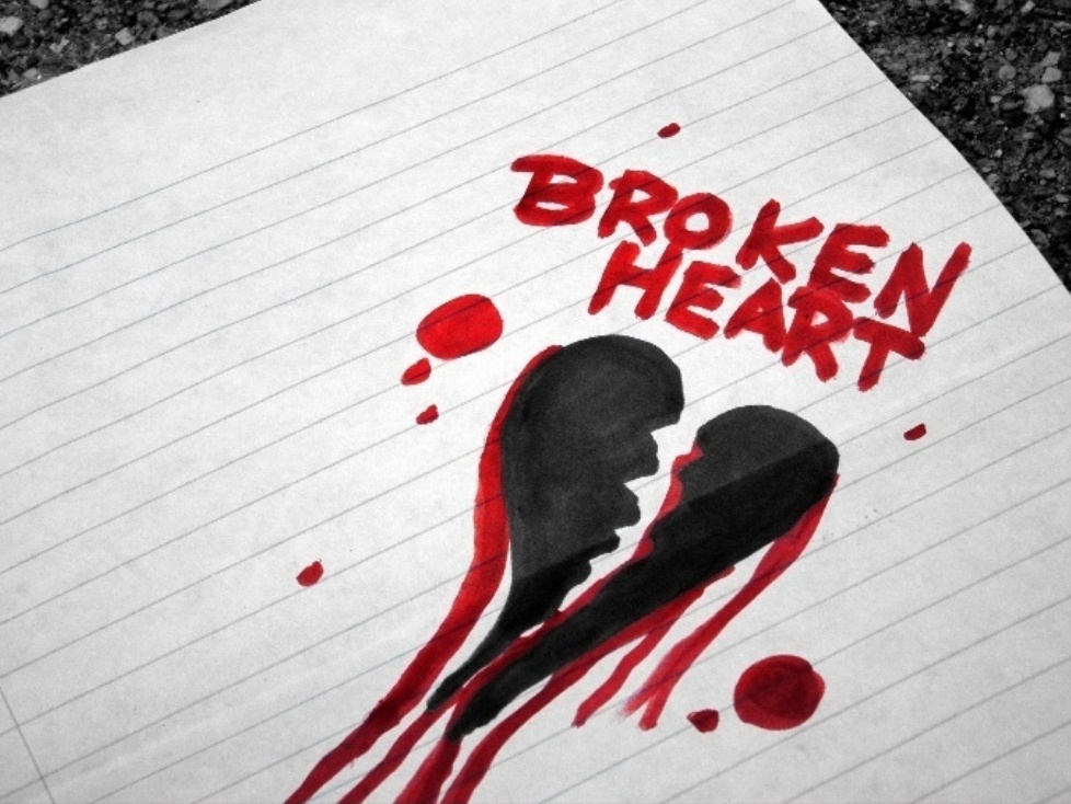 Quote On Broken Heart