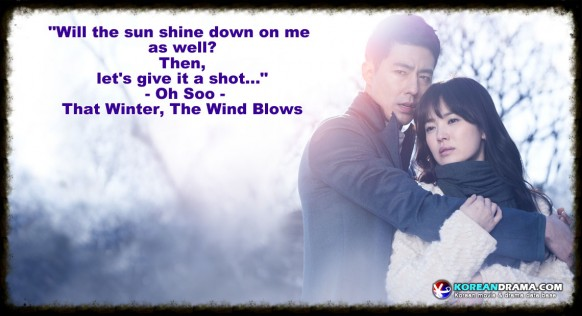 That Winter  The Wind Blows