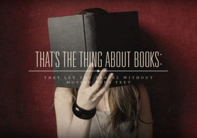 Thats The Thing About Books
