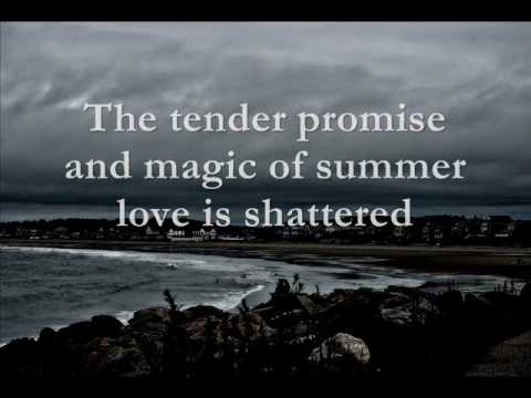 The Tender Promise And Magic Of Summer Love Is Shattered