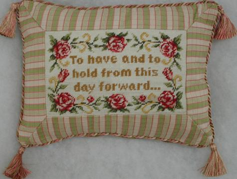 To Have And To Hold From This Day Forward