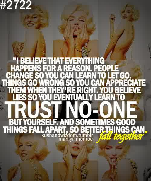 Trust Quotes Pictures and Trust Quotes Images with Message ...