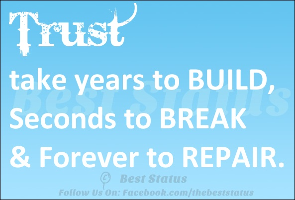 Trust Quotes Pictures And Trust Quotes Images With Message