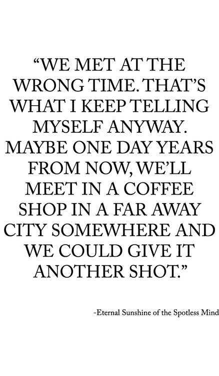 we could meet for a coffee