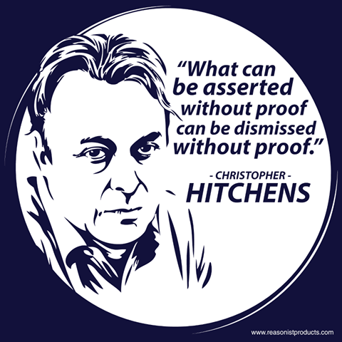 """What Can Be Asserted Without Proof Can Be Dismissed Without Proof"""