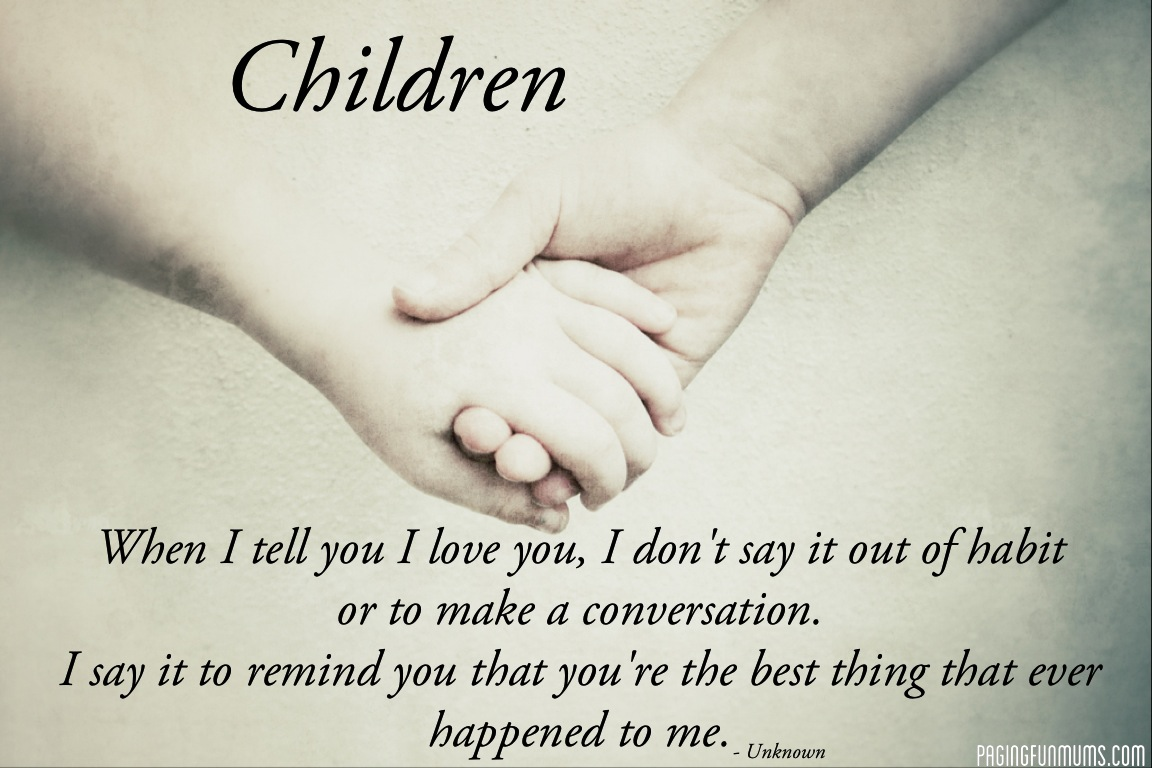 Kids Love Quotes : child quotes kid quotes fast quotes quotes parent hand quotes quotes ...