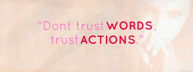 Words vs Actions