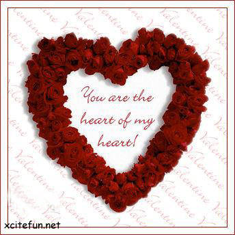 You Are The Heart Of My Heart!
