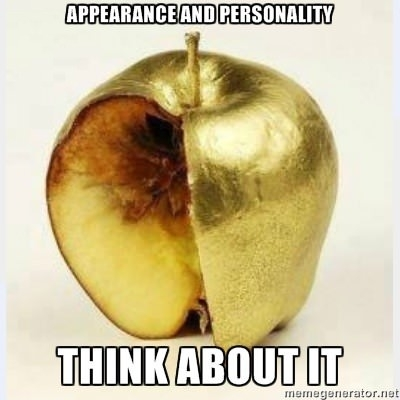 Appearance And Personality Think About It