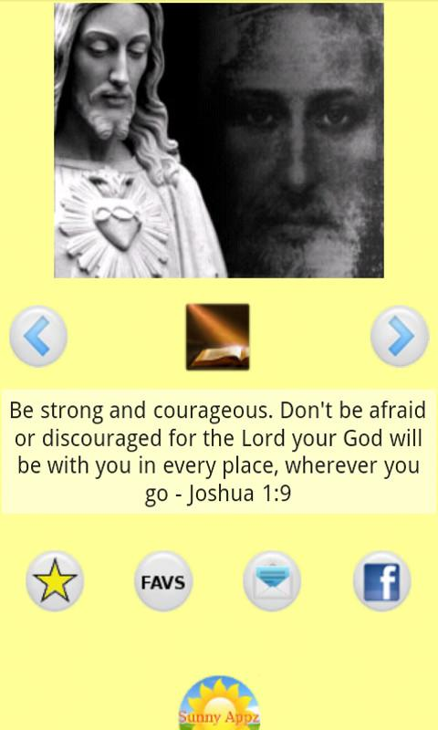 Be Strong And Courageous. Don't Be Afraid Or Discouraged For The Lord Your God Will Be With You In Every Place, Wherever You Go. ~ Bible Quotes