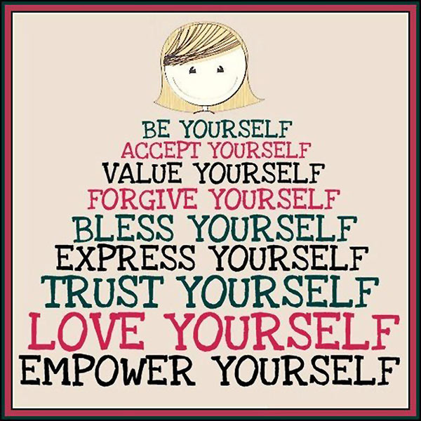 inspirational quotes about loving yourself quotesgram