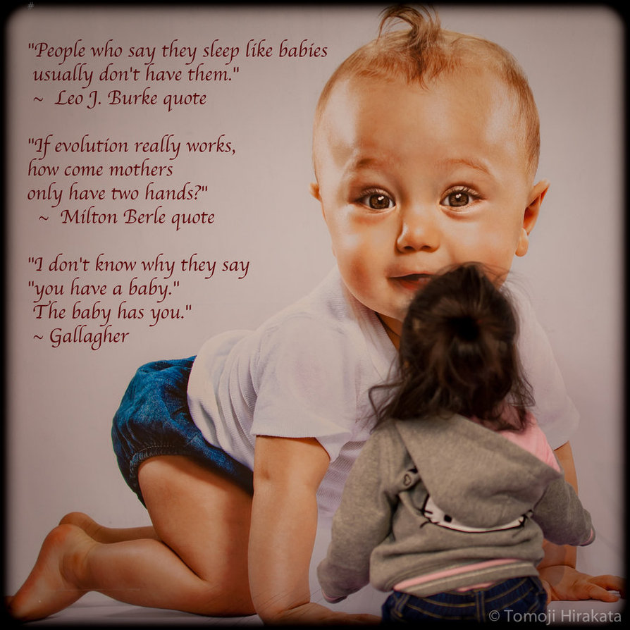 Beautiful Baby Quote
