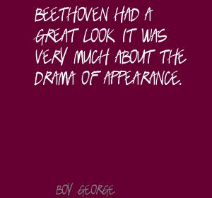 Beethoven Had A Great Look It Was Very Much About The Drama Of Appearance
