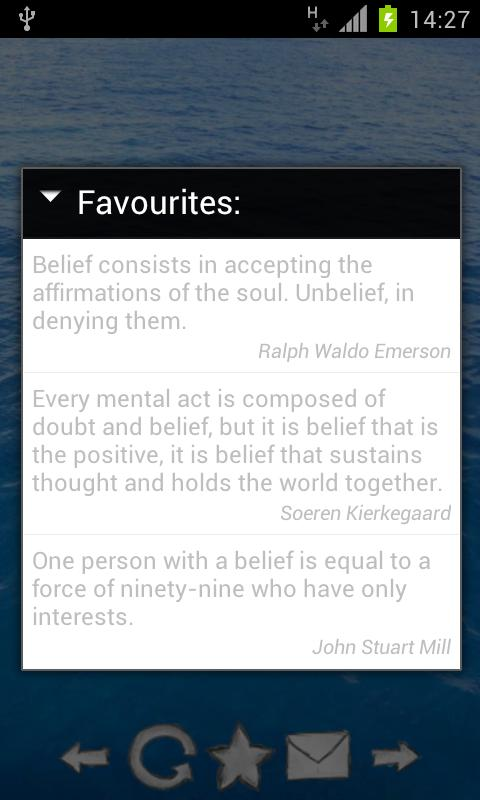 Belief Consists In Accepting The Affirmations Of The Soul. Unbelief, In Denying Them. - Ralph Waldo Emerson