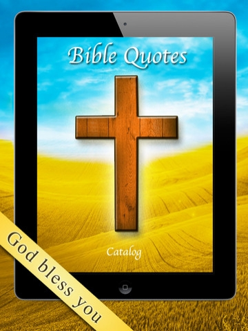 Bible Quotes Poster