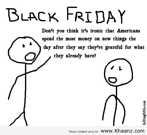 Black Friday Funny Americans Quote - Quotespictures.com