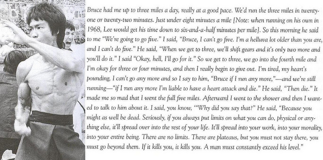 Bruce Lee Best Quote