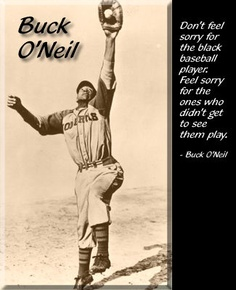 Don't Feel Sorry For The Black Baseball Player, Feel Sorry For The Ones Who Didn't Get To See Them Play