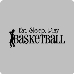 Eat, Sleep, Play Basketball