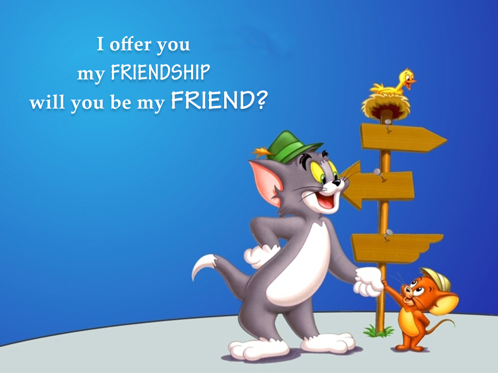 I Offer You My Friendship Will You Be My Friend Quotespictures