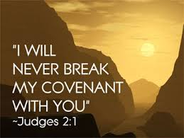 """"""" I Will Never Break My Covenant With You """""""