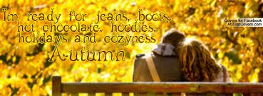 I'm Ready For Jeans , Boots, Hot Chocolate, Hoodies, Holidays And Cozyness - Autumn