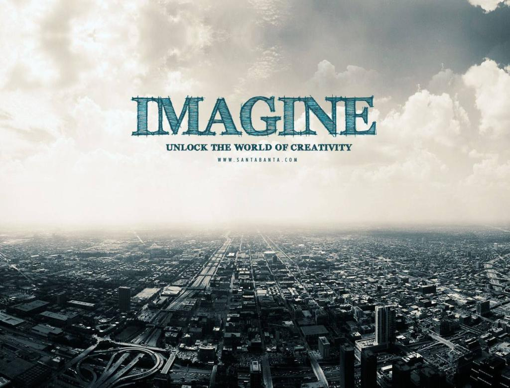 Imagine Unlock The World Of Creativity
