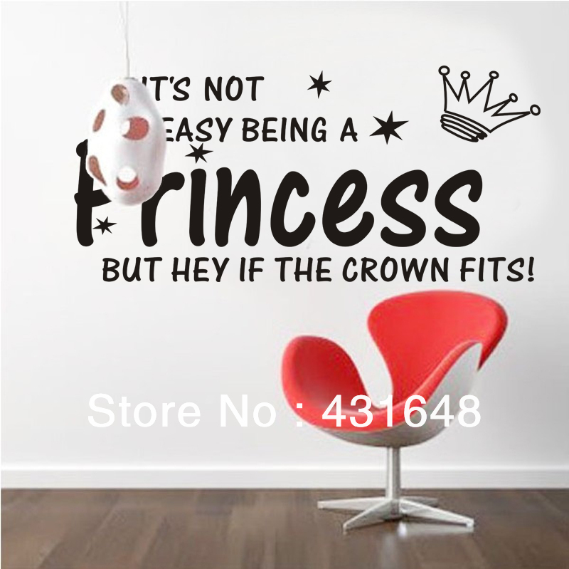 It's Not Easy Being A Princess But Hey If The Crown Fits!