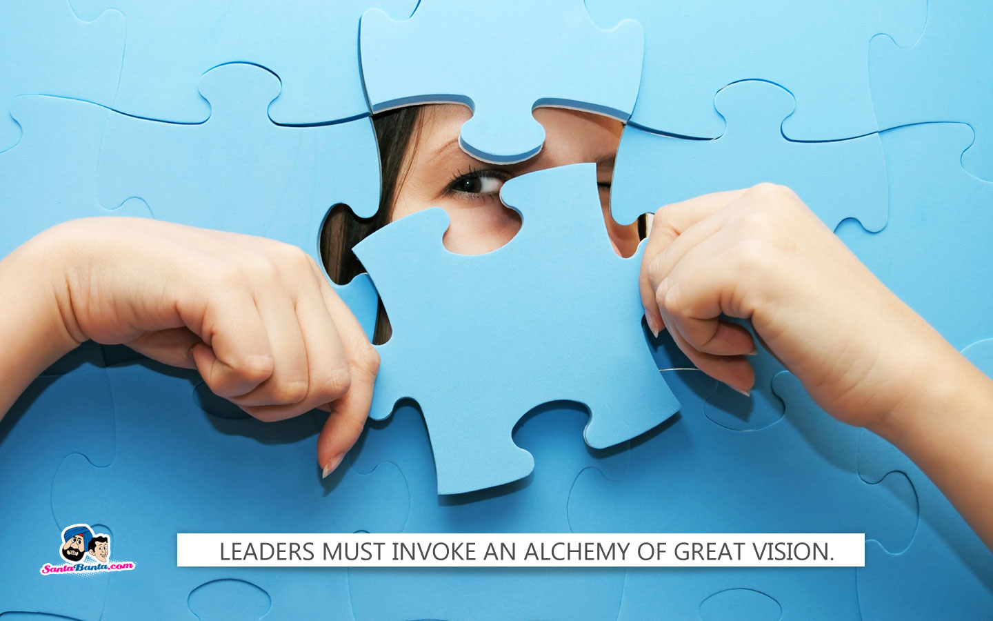 Leaders Must Invoke An Alchemy Of Great Vision