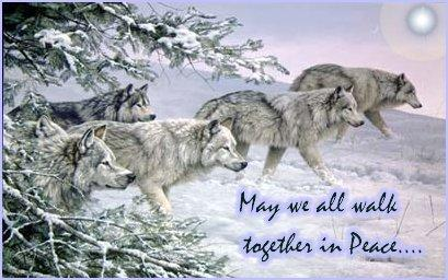 May We All Walk Together In Peace