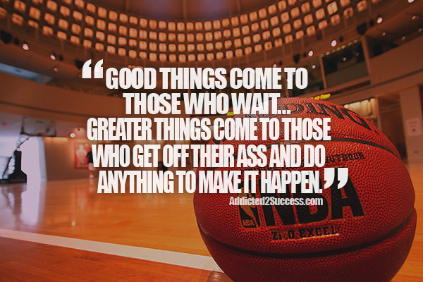 Motivation Basketball Picture Quote