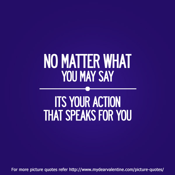 No Matter What People Say Quotes: Motivational Quotes Pictures And Motivational Quotes