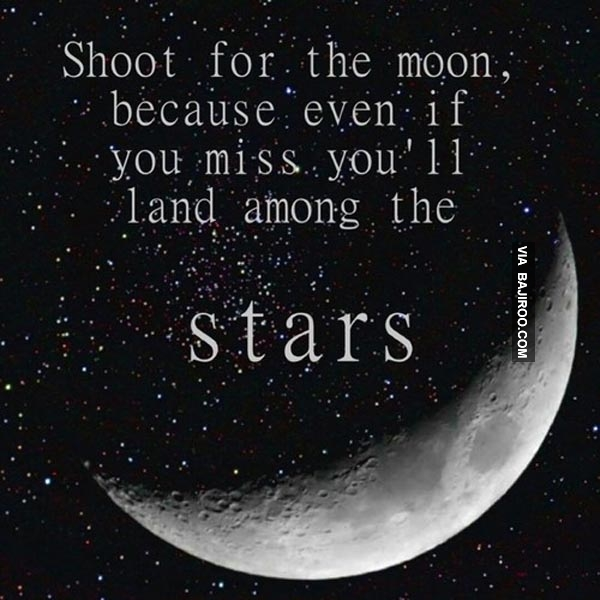 Love Under The Stars Quotes: Moon And Stars Quotes. QuotesGram