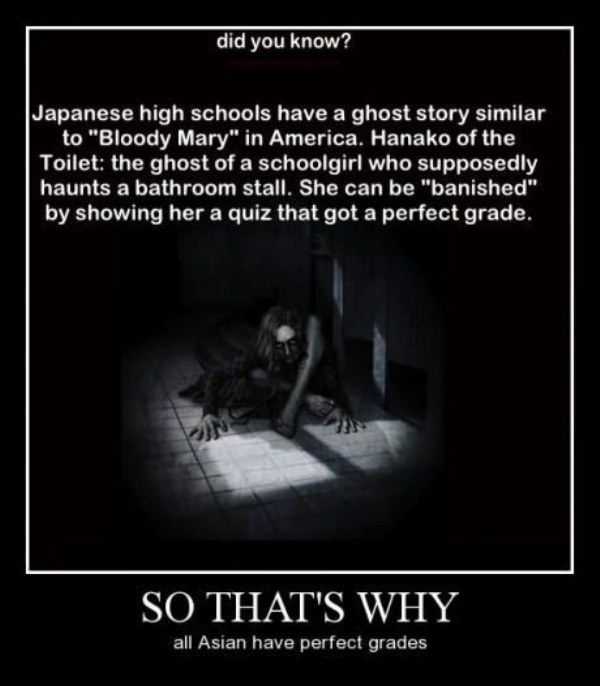 So That's Why All Asian Have Perfect Grades