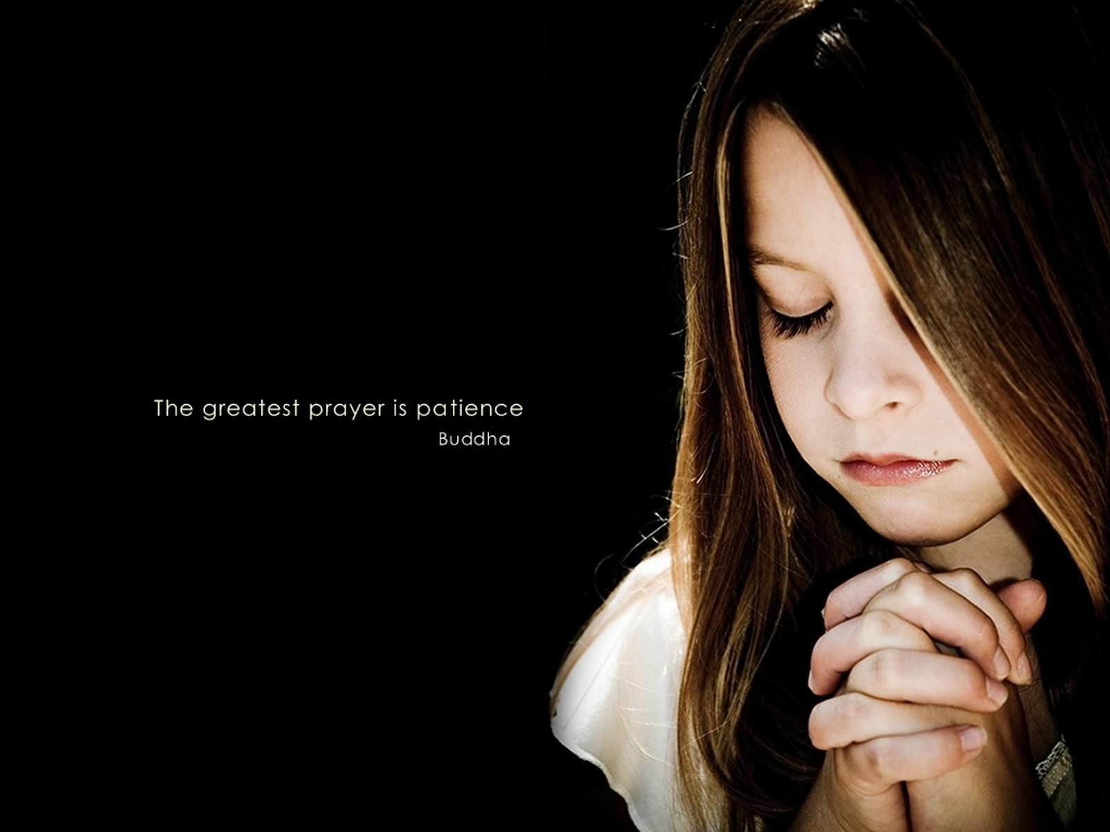 The greatest prayer is patience quotespictures the greatest prayer is patience thecheapjerseys Image collections
