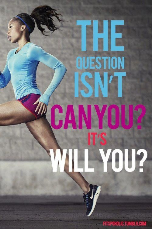 The Question Isn't Can You! It's Will You!
