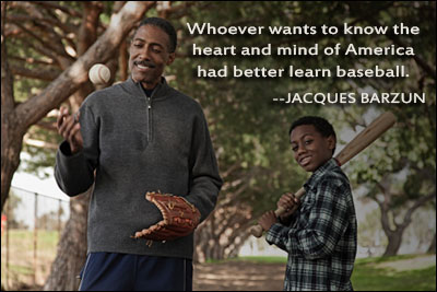Whoever Wants To Know The Heart And Mind Of America Had Better Learn Baseball