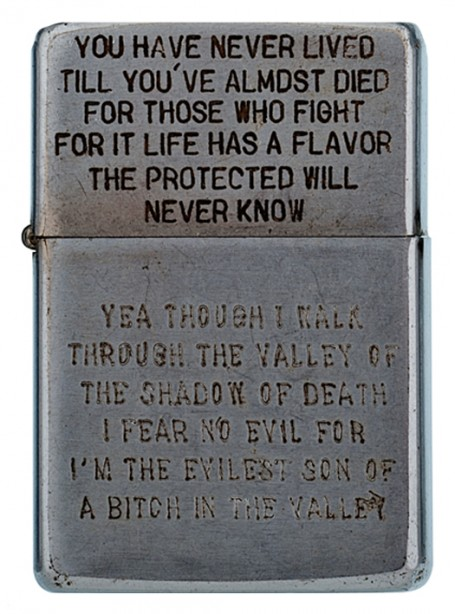 You Have Never Lives Till You've Almost Died For Those Who Fight For It Life Has A Flavor The Protected Will Never Know