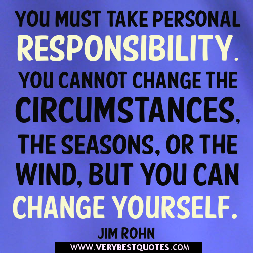 Alt=You must take responsibility