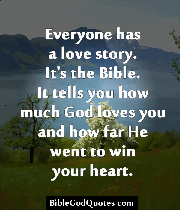 Quotes About Love From The Bible : Love Bible God Quotes. QuotesGram